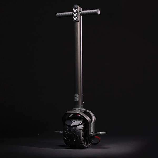 Single-Wheel Scooters