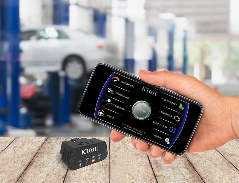 Car Diagnostic-Monitoring Devices