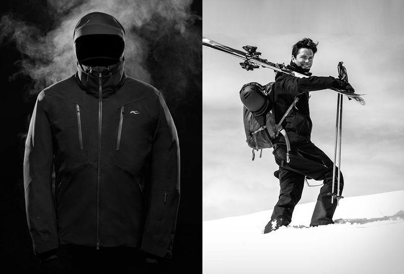 Moisture Management Winter Jackets