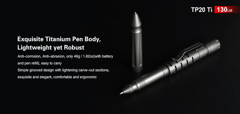Rugged Multi-Use Penlights