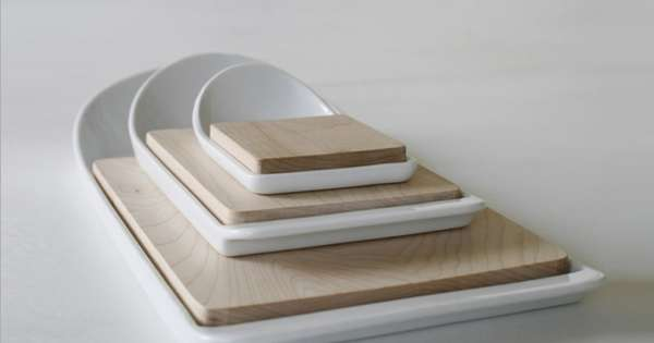 Bowled Cutting Boards