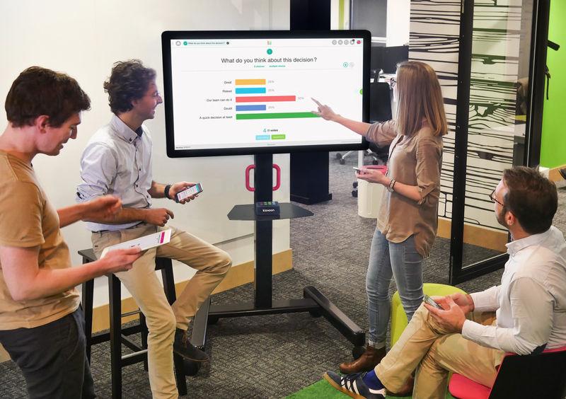 Interactive Business Meeting Platforms