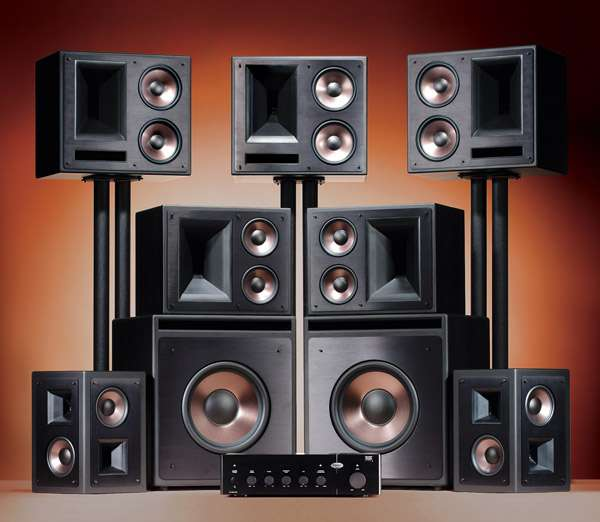 Cinematic Sound Systems