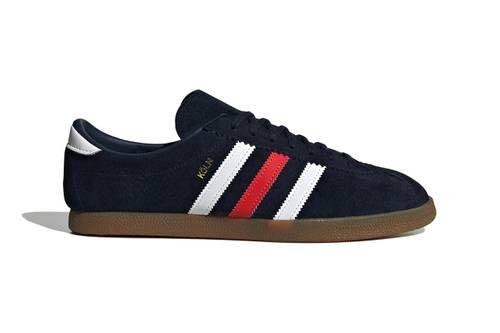 Archival Suede Practical Sneakers