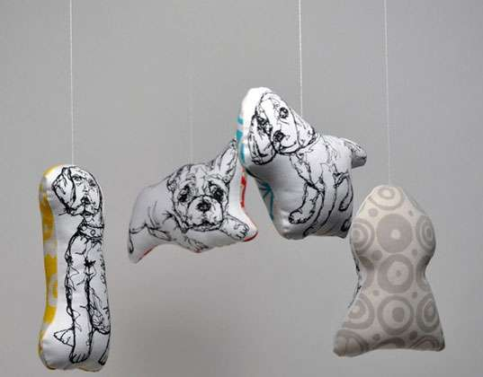 Handmade Plush Mobiles