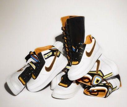 Knee-High Nike Sneakers