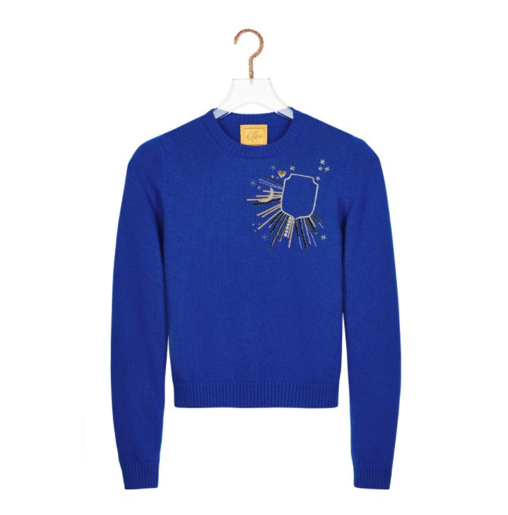 Astronomy-Inspired Merino Knitwear