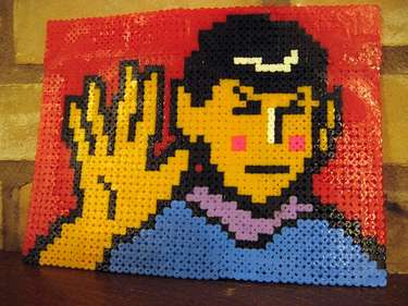 Geeky Star Trek Crafts