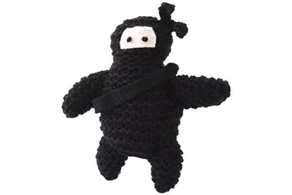 DIY Yarn Assassins