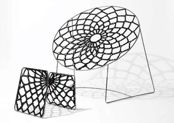 Spiderweb Seating