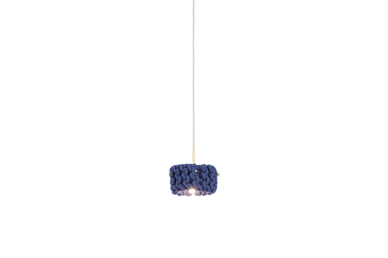 Knitted Lighting Designs