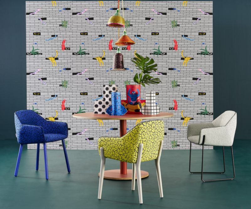Durable Colorful Furniture Designs