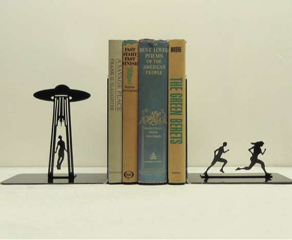 Animated Book Stands