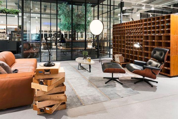 Open Concept Retail Spaces
