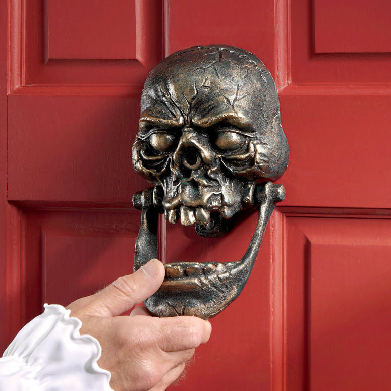 Skeletal Door Knockers