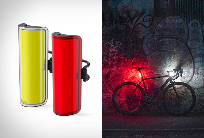 Expansive Illumination Cyclist Lights