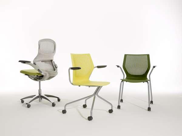 Free-Flex Ergonomic Seats