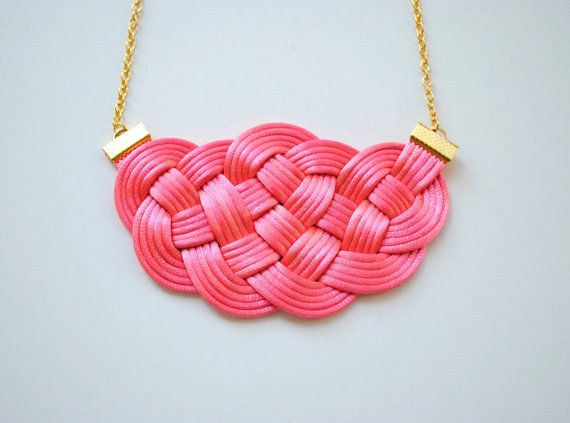 Nautically Woven Jewelry