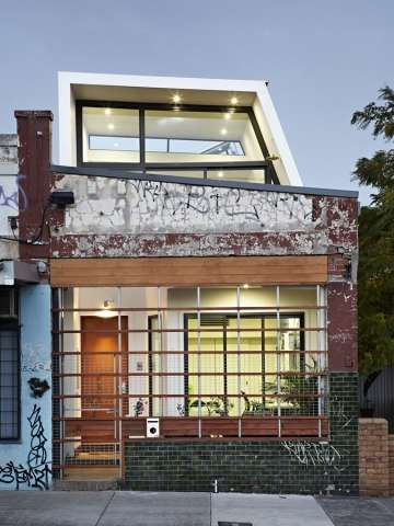 Aperture-Focused Architecture