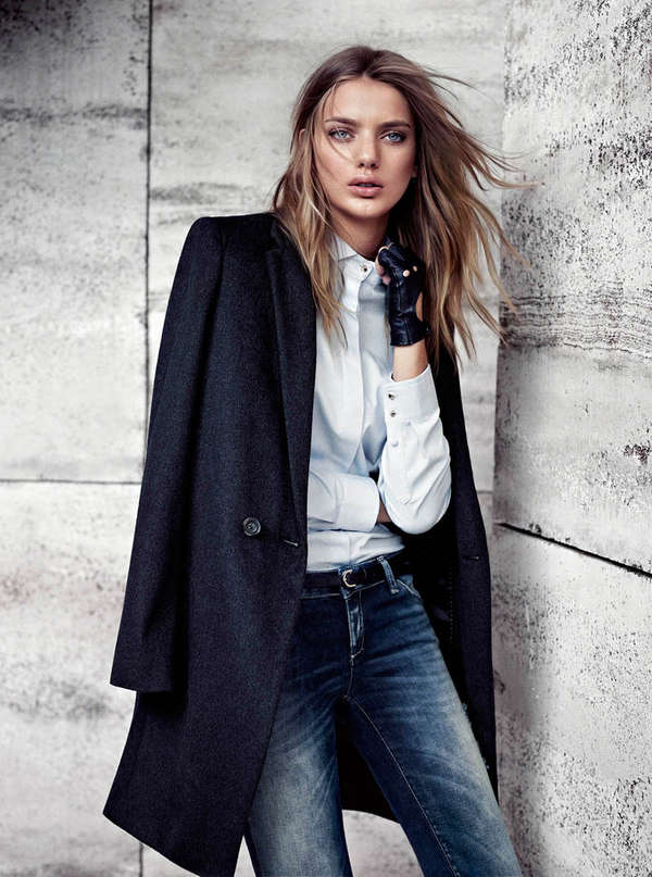 Effortless Androgynous Fashion