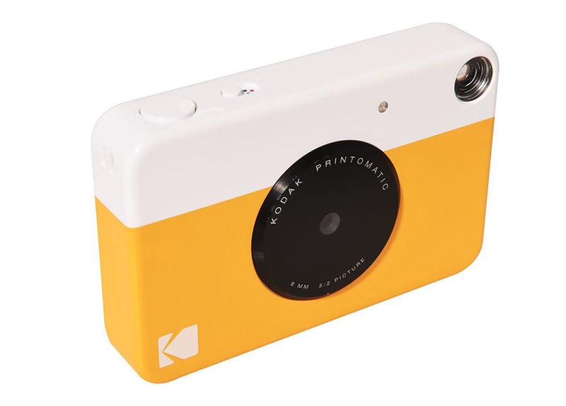 Hybrid Instant Cameras