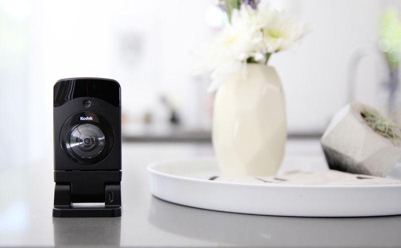 Cloud-Connected Surveillance Cameras