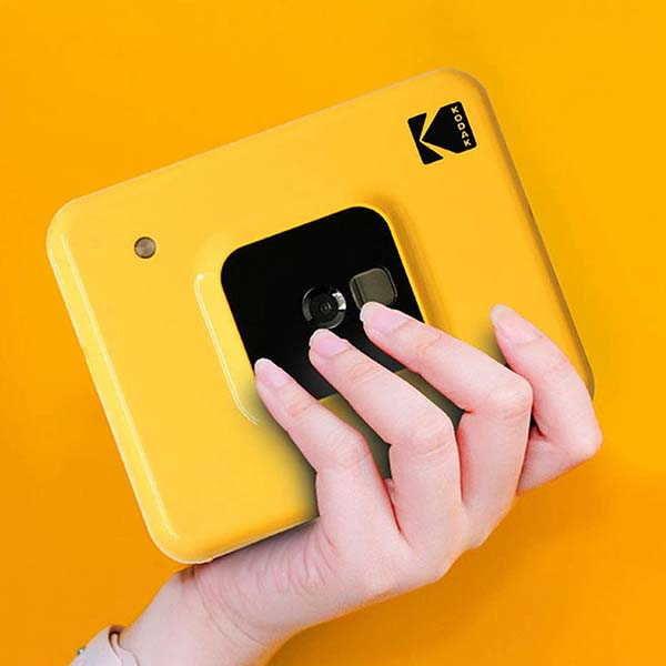 Printer-Equipped Digital Cameras