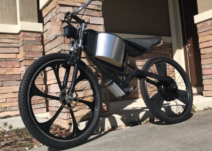 Street-Legal Electric Motorcycles