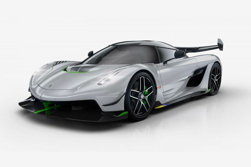 Extravagantly Priced Sports Cars