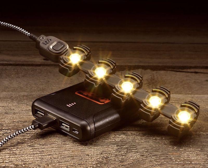 Wearable Outdoor Activity Lights