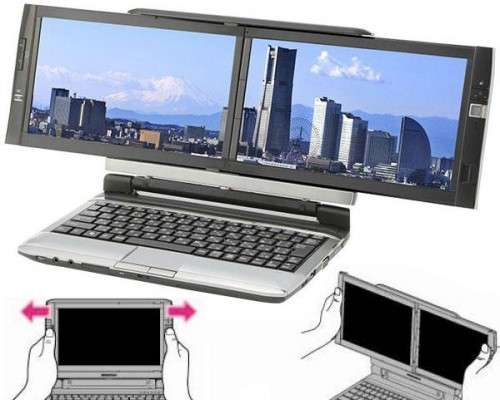 Crazy Hacker Laptops