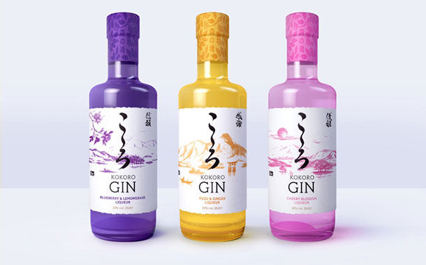 Japanese Flavor-Inspired Gins