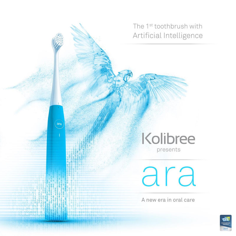 Embedded AI Toothbrushes