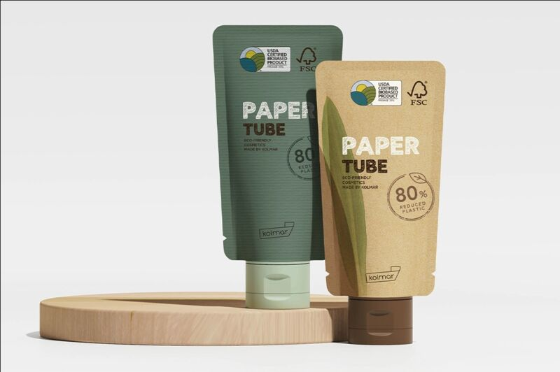 Paper Cosmetic Packaging