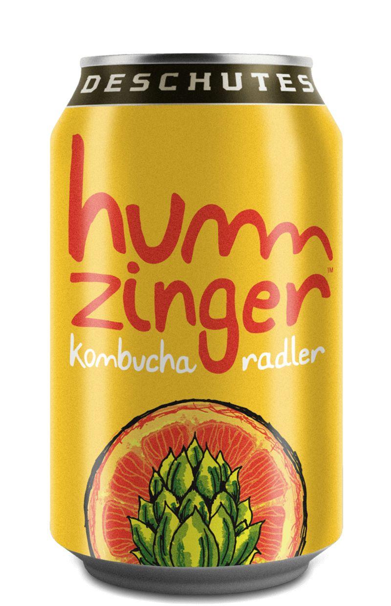Citrusy Kombucha Beers