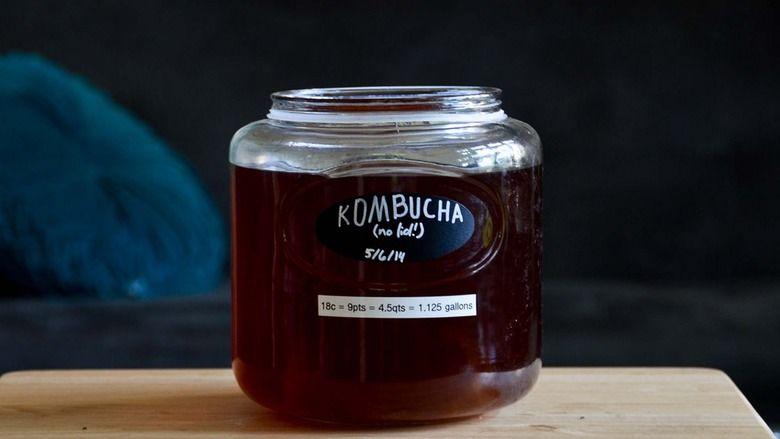 Kombucha-Inspired Beers