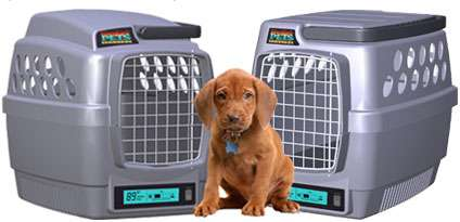 Climate Controlled Pets Carriers