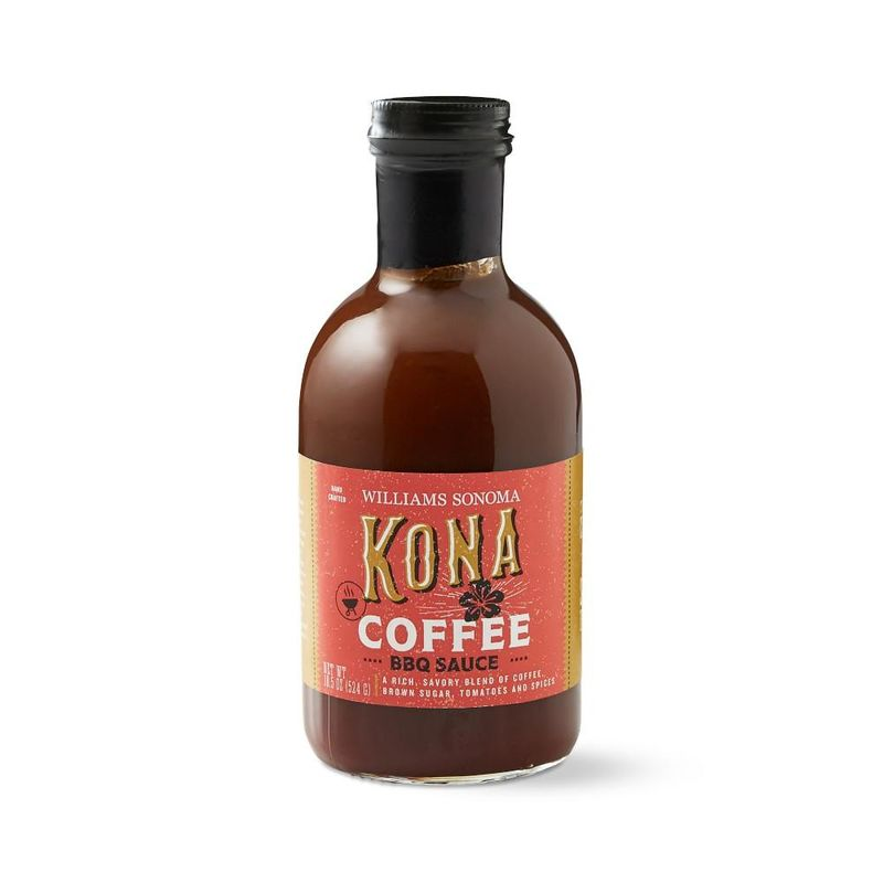 Hawaiian Coffee BBQ Sauces