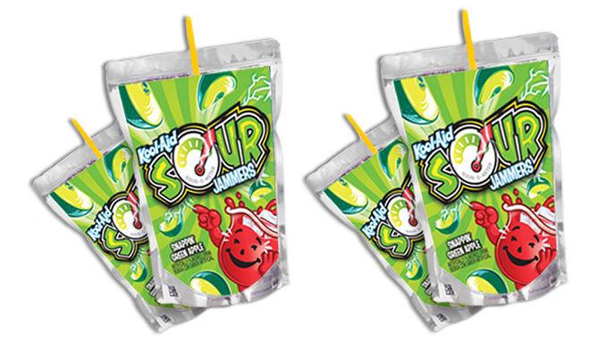 Prepackaged Sour Juice Pouches