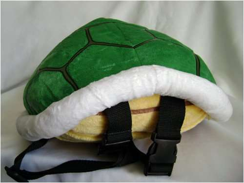 Cuddly Turtle Knapsacks