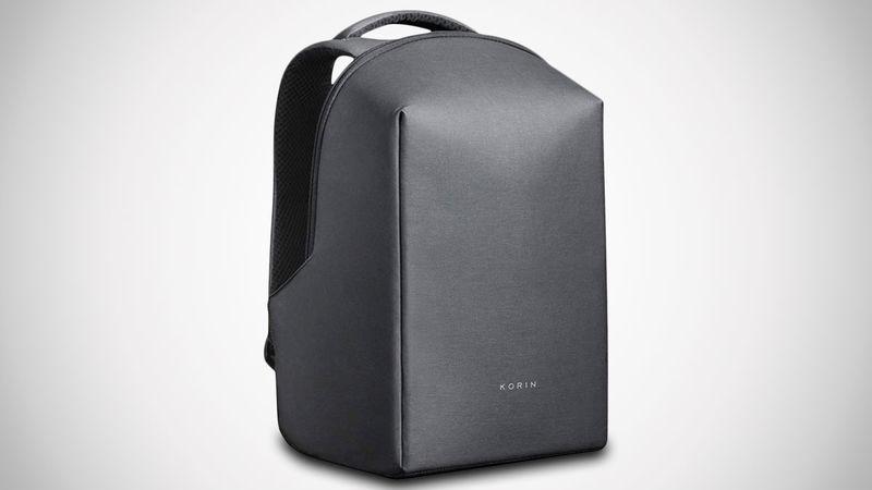 Durable Shell Antitheft Backpacks