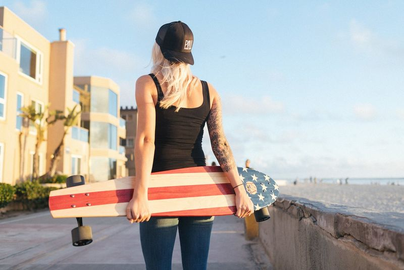 High-Performance Electric Longboards