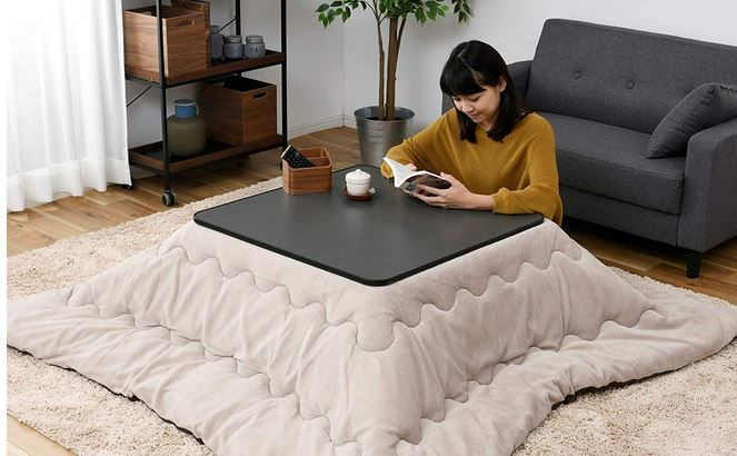 Heated Living Space Tables