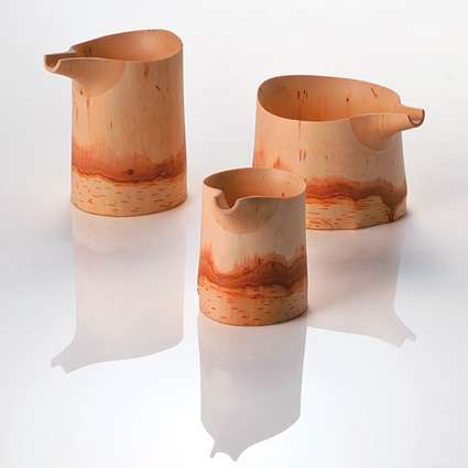 Tree Trunk Vessels