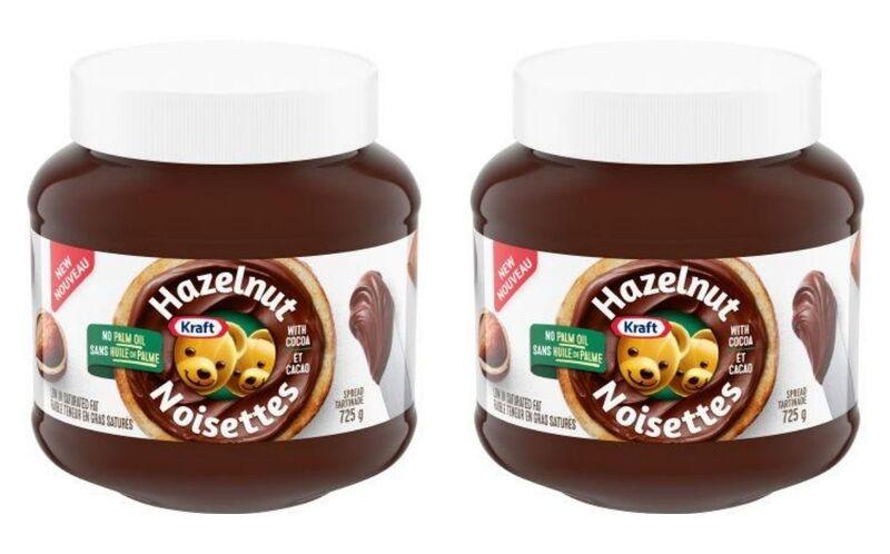 Palm Oil-Free Hazelnut Spreads