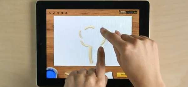 Virtual Macaroni Artwork Apps