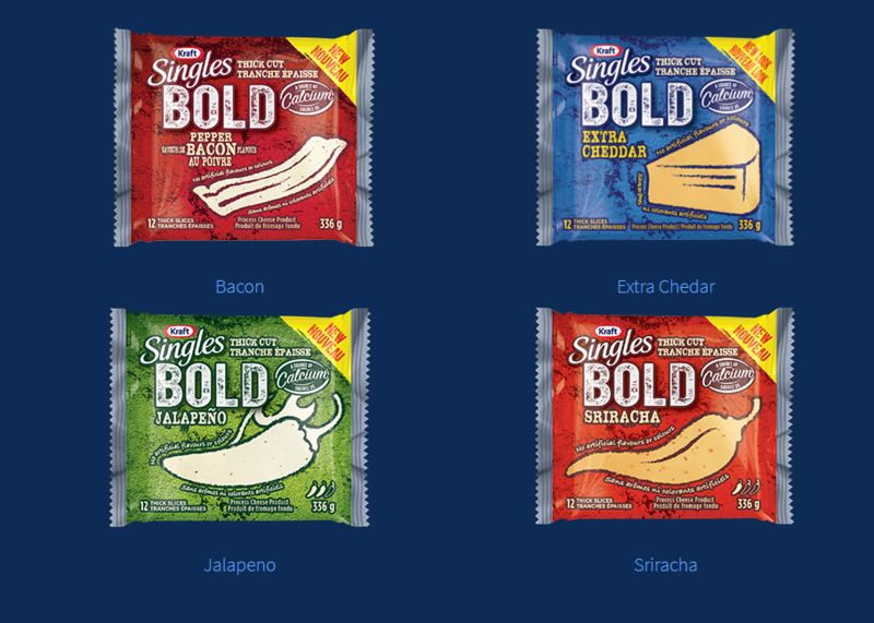 Remixed Cheese Flavors