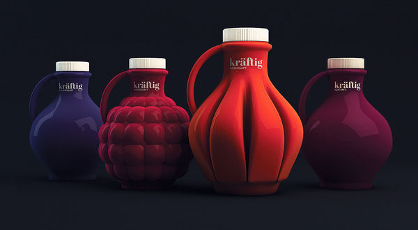Full-Bodied Beverage Branding
