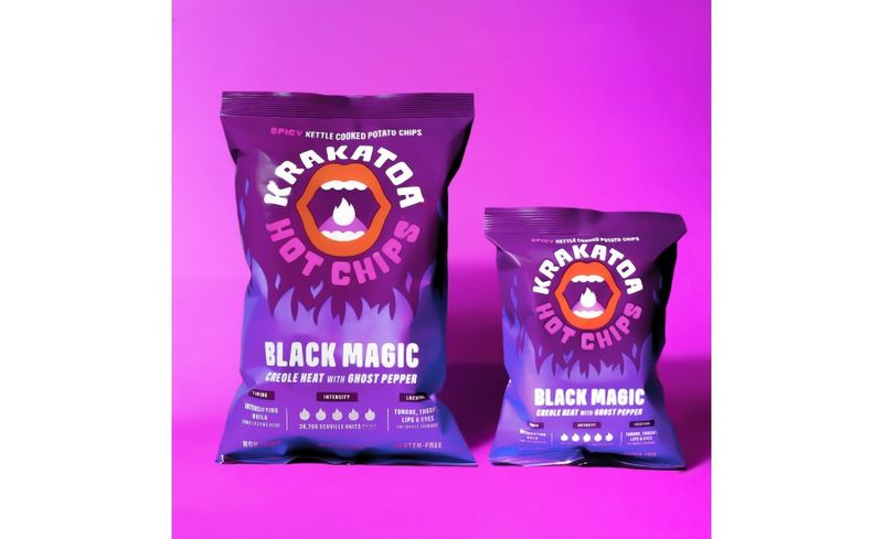 Spiced Kettle-Cooked Snack Chips