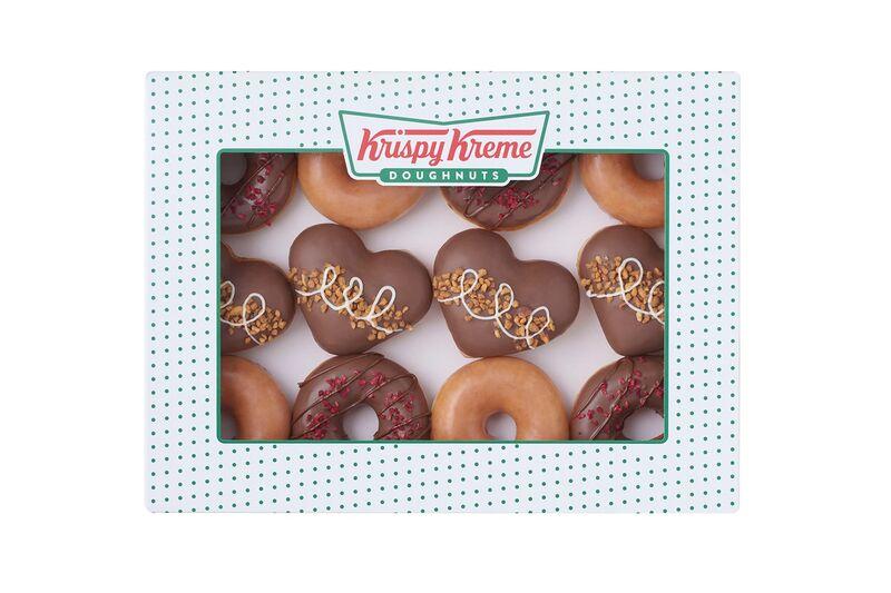 Love-Inspired Chocolate Donuts